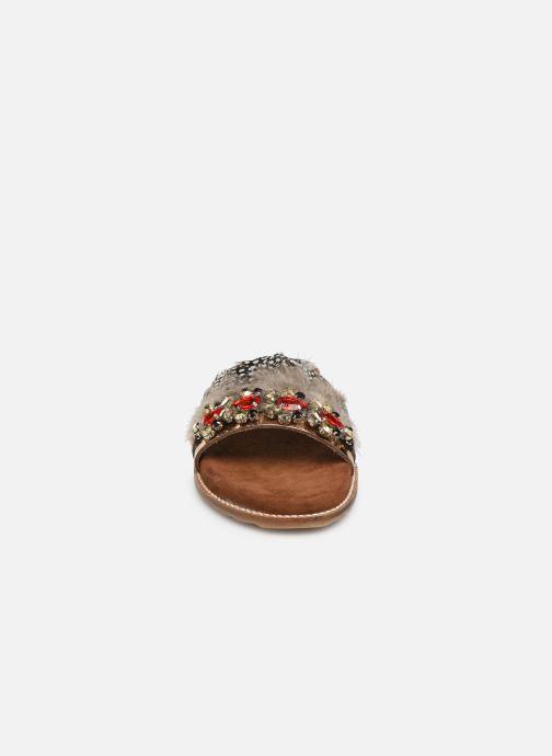 Clogs & Pantoletten Gioseppo 45391 braun schuhe getragen