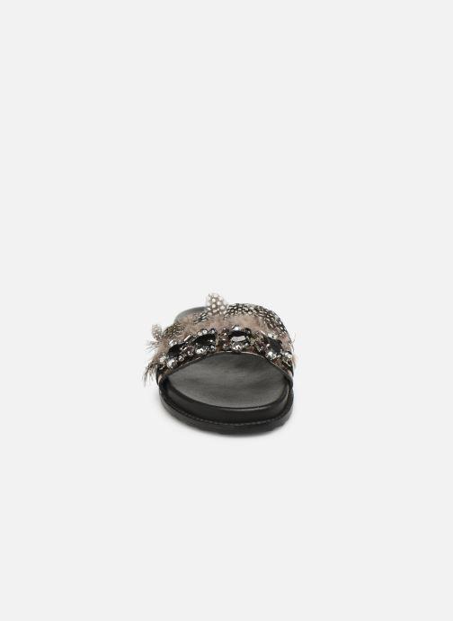 Clogs & Pantoletten Gioseppo 45391 schwarz schuhe getragen