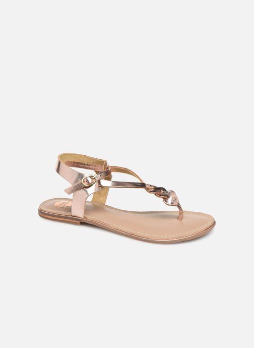 Sandales et nu-pieds Gioseppo 40529 Rose vue détail/paire