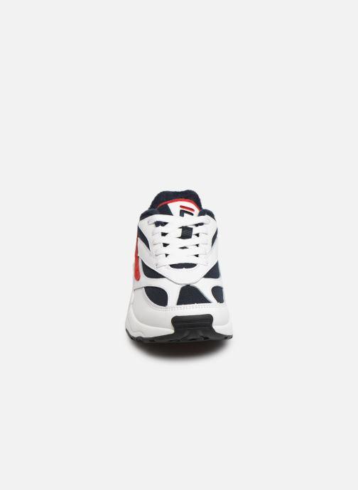 Baskets FILA V94M Jr Blanc vue portées chaussures
