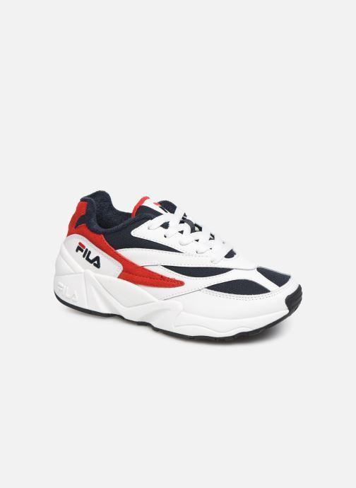 Baskets FILA V94M Jr Blanc vue détail/paire