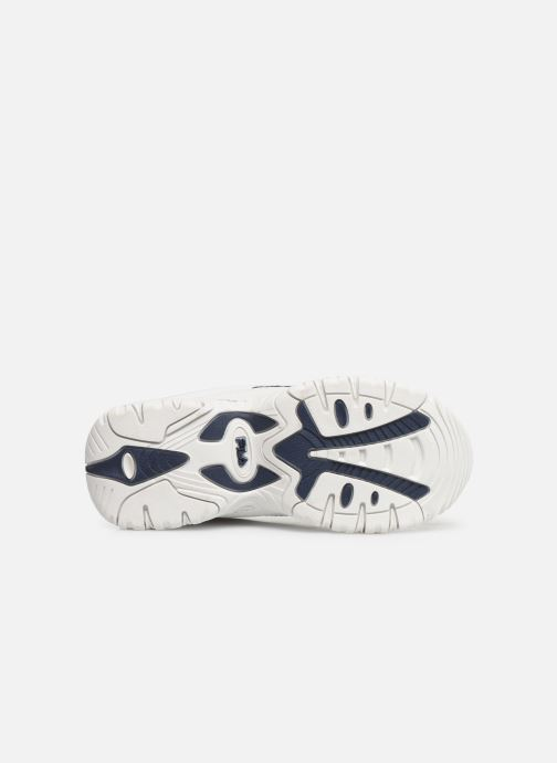 Sneakers FILA Strada Low Kids Wit boven