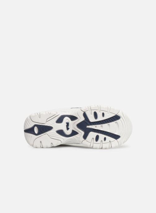 Sneaker FILA Strada Low Kids weiß ansicht von oben