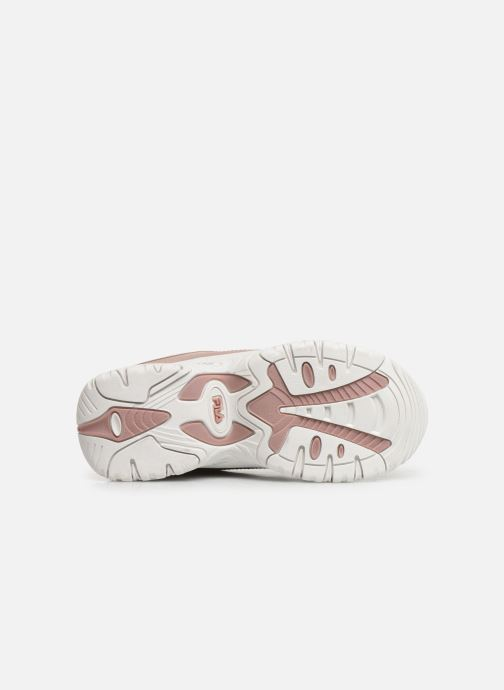 Trainers FILA Strada Low Kids Pink view from above