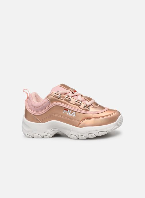 Baskets FILA Strada Low Kids Rose vue derrière
