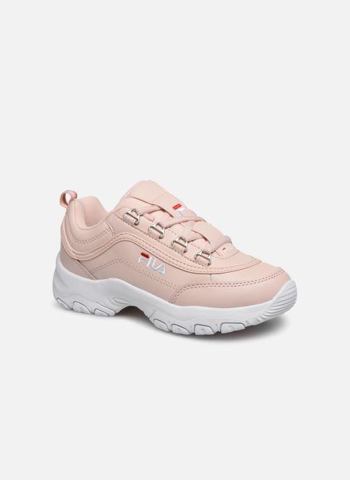 Sneaker FILA Strada Low Kids rosa detaillierte ansicht/modell