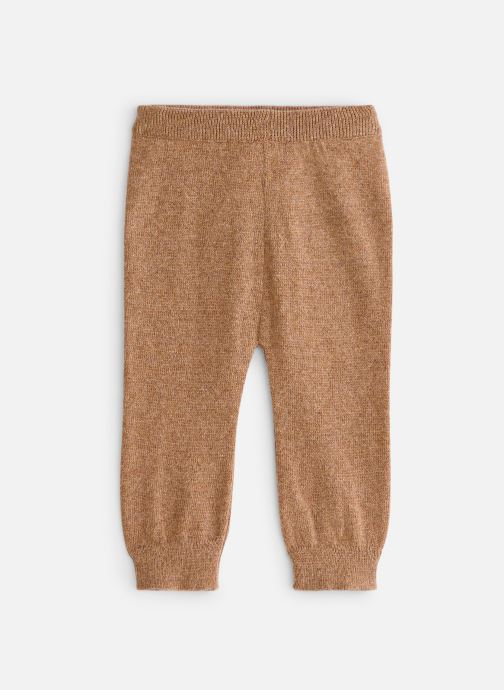 Vêtements Arsène et les Pipelettes Leggings tricoté Daim Marron vue détail/paire