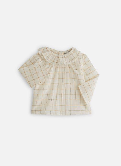 Tøj Accessories Blouse Pierrot carreaux lurex