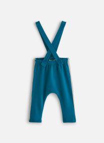 Kleding Accessoires Pantalon molleton bicolore bretelles