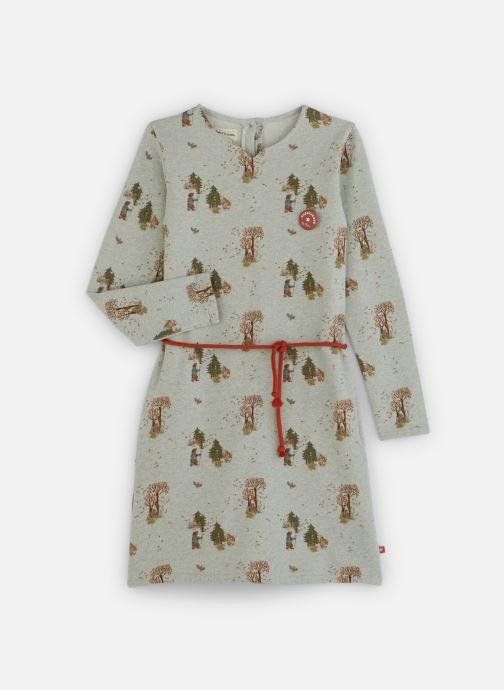 Vêtements Arsène et les Pipelettes Combinaison Sapin Gris vue détail/paire