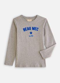 T-shirt - T-shirt flock Beau mec