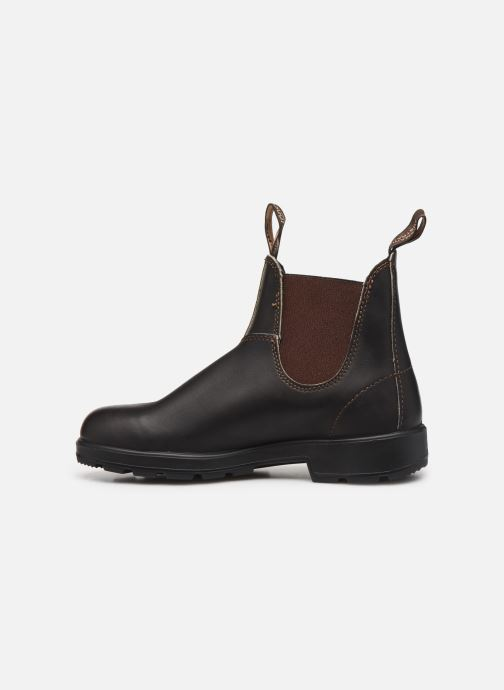 Boots en enkellaarsjes Blundstone 500 Bruin voorkant