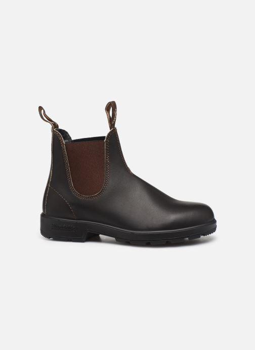 Boots en enkellaarsjes Blundstone 500 Bruin achterkant
