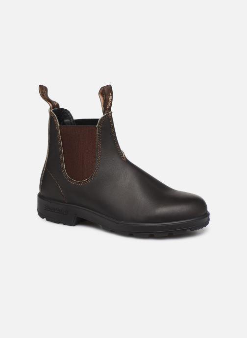 Boots en enkellaarsjes Blundstone 500 Bruin detail