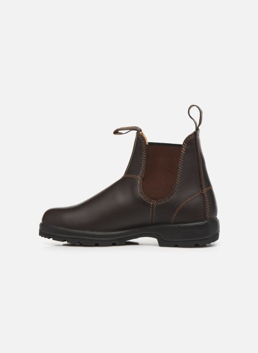 Ankle boots Blundstone 550 Brown front view