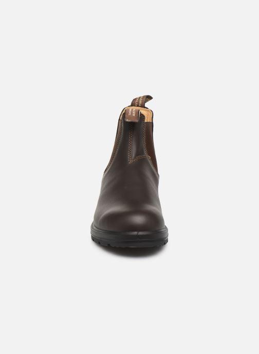 Stiefeletten & Boots Blundstone 550 braun schuhe getragen