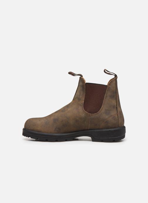 Bottines et boots Blundstone 585 Marron vue face