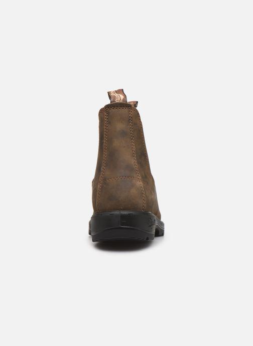 Bottines et boots Blundstone 585 Marron vue droite