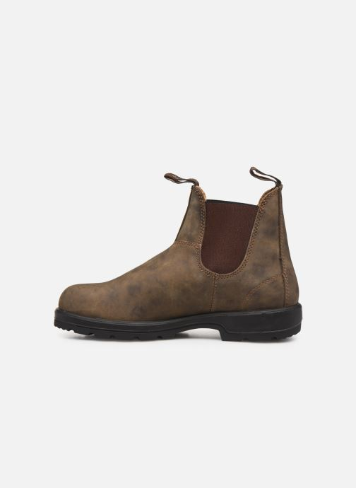 Ankle boots Blundstone 585 Brown front view