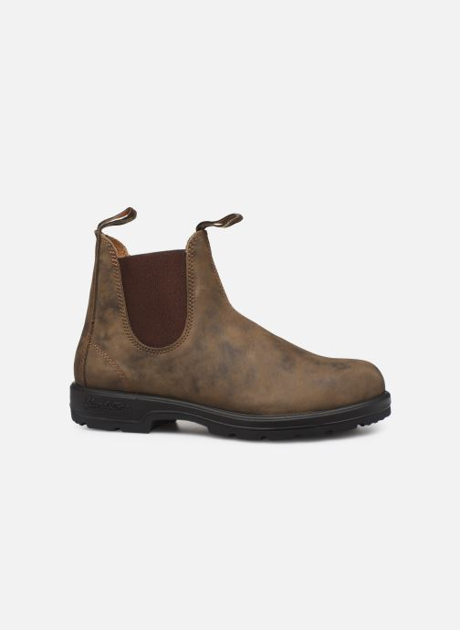 Ankle boots Blundstone 585 Brown back view