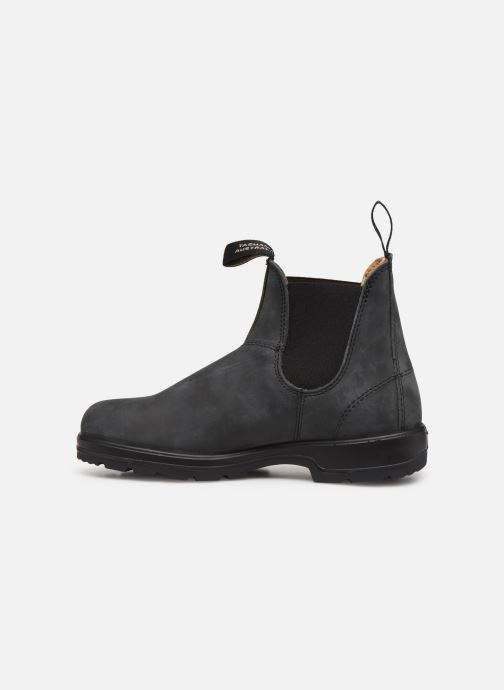 Ankle boots Blundstone 587 Black front view