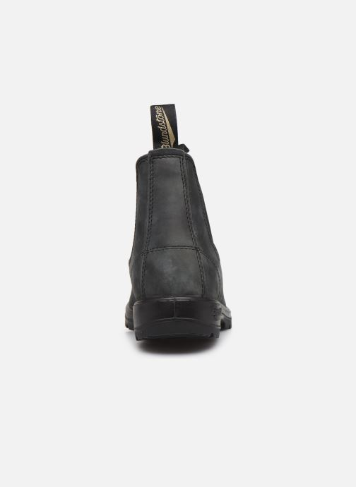 Ankle boots Blundstone 587 Black view from the right