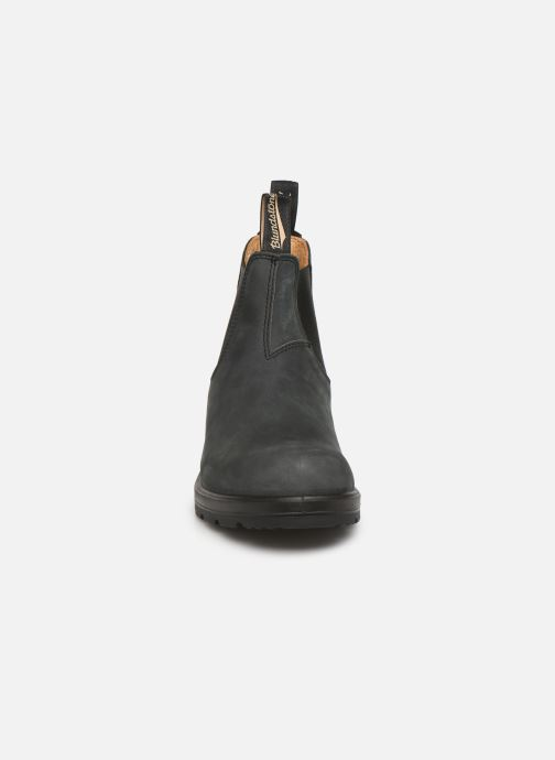 Botines  Blundstone 587 Negro vista del modelo