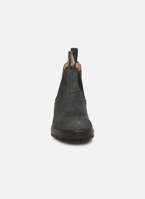 Stiefeletten & Boots Blundstone 587 schwarz schuhe getragen