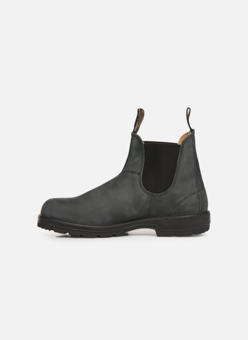 Stiefeletten & Boots Blundstone 587 schwarz ansicht von vorne
