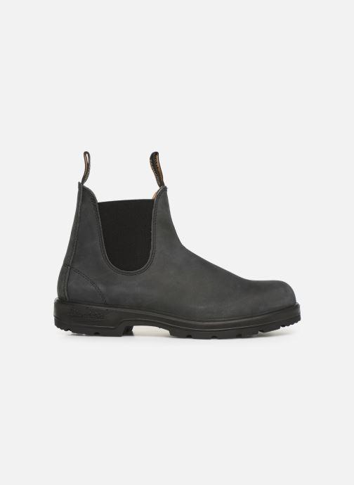 Stiefeletten & Boots Blundstone 587 schwarz ansicht von hinten