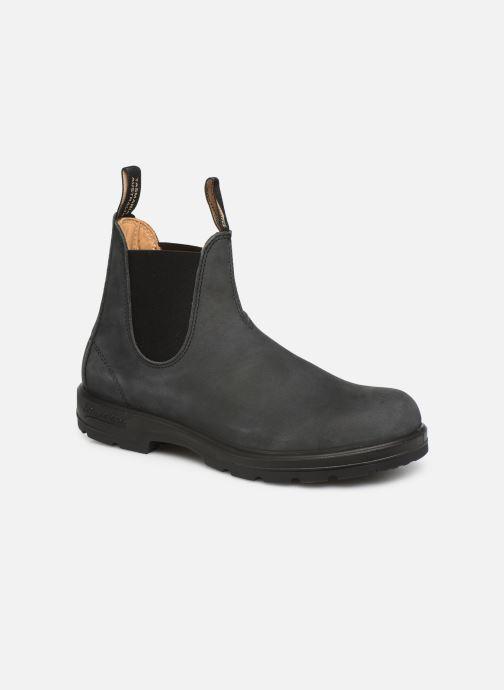 Stiefeletten & Boots Blundstone 587 schwarz detaillierte ansicht/modell