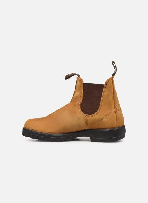 Bottines et boots Blundstone 561 Jaune vue face