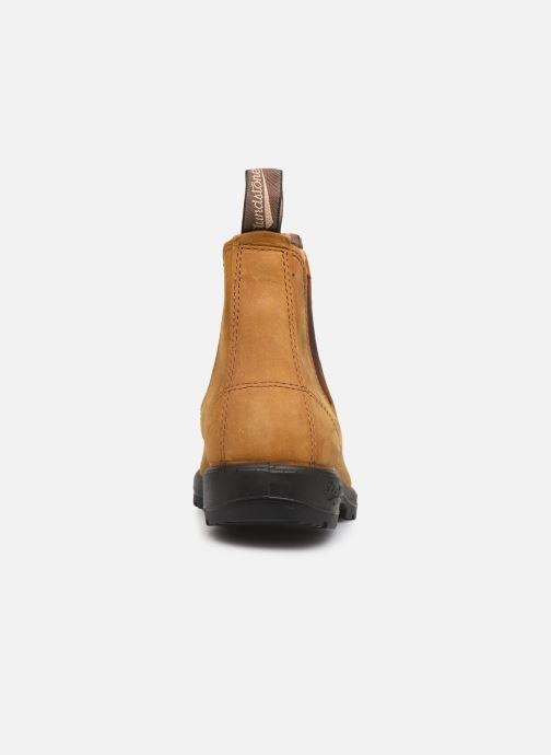 Bottines et boots Blundstone 561 Jaune vue droite