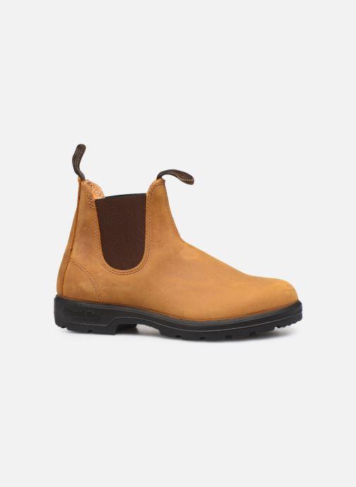 Bottines et boots Blundstone 561 Jaune vue derrière