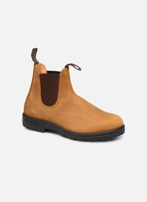 Bottines et boots Blundstone 561 Jaune vue détail/paire