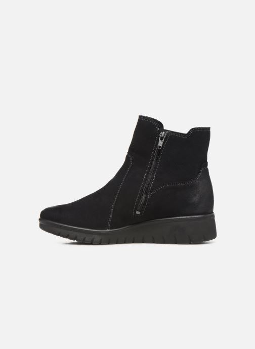Bottines et boots Romika Varese N 18 Noir vue face