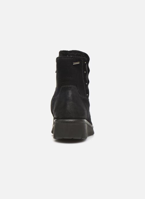Bottines et boots Romika Varese N 18 Noir vue droite