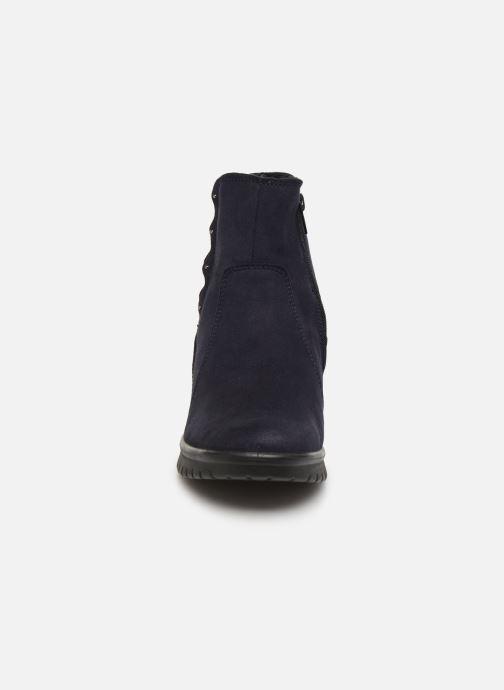 Stiefeletten & Boots Romika Varese N 18 blau schuhe getragen