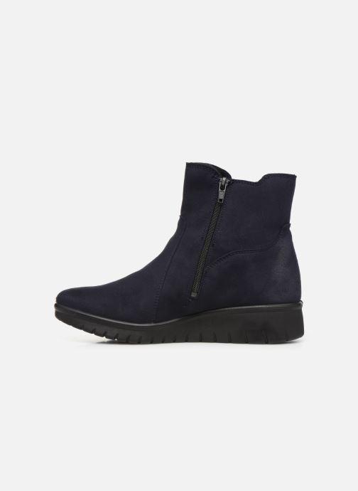 Bottines et boots Romika Varese N 18 Bleu vue face