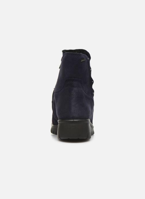 Bottines et boots Romika Varese N 18 Bleu vue droite