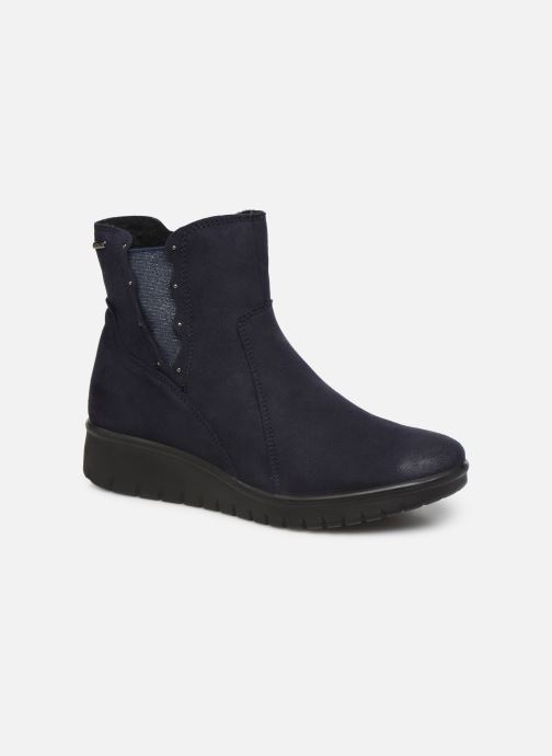 Bottines et boots Romika Varese N 18 Bleu vue détail/paire