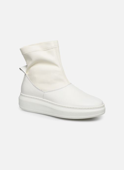 Bottines et boots Another Project Coco C Blanc vue détail/paire