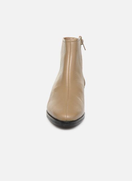 Bottines et boots Another Project Elly C Marron vue portées chaussures