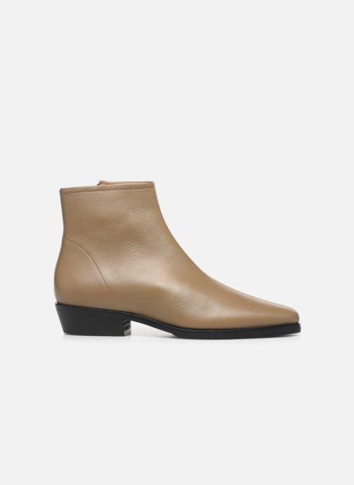 Bottines et boots Another Project Elly C Marron vue derrière
