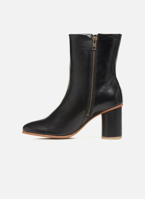 Boots en enkellaarsjes Another Project Wendy C Zwart voorkant