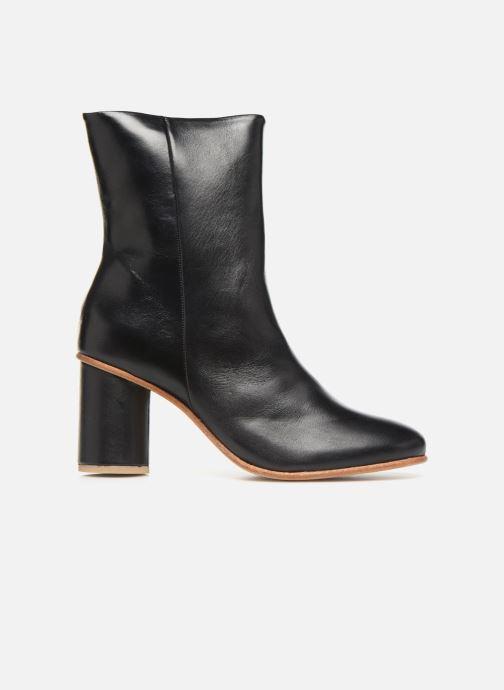 Boots en enkellaarsjes Another Project Wendy C Zwart achterkant