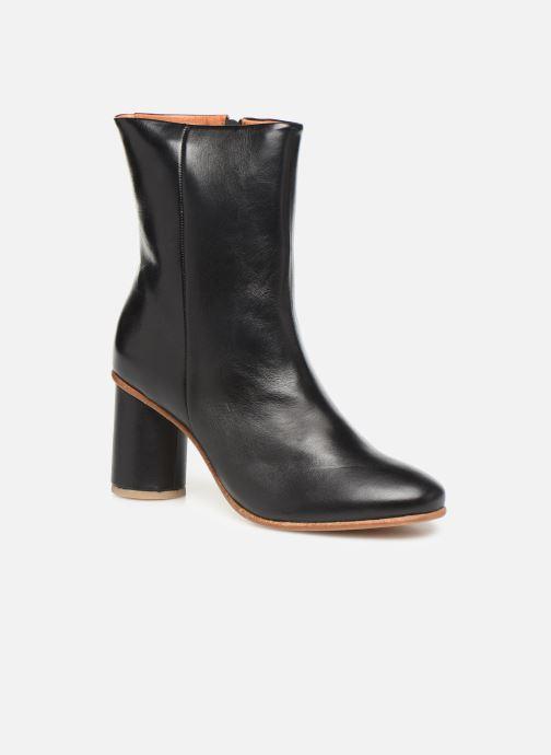 Boots en enkellaarsjes Another Project Wendy C Zwart detail