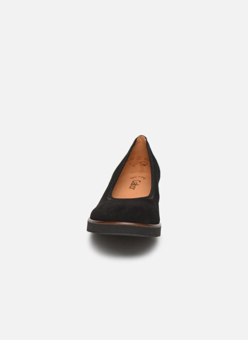 Ballerines Gabor Marissa Noir vue portées chaussures