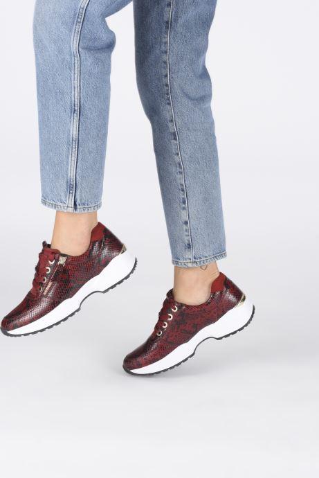 Sneakers Gabor Kira Rood onder