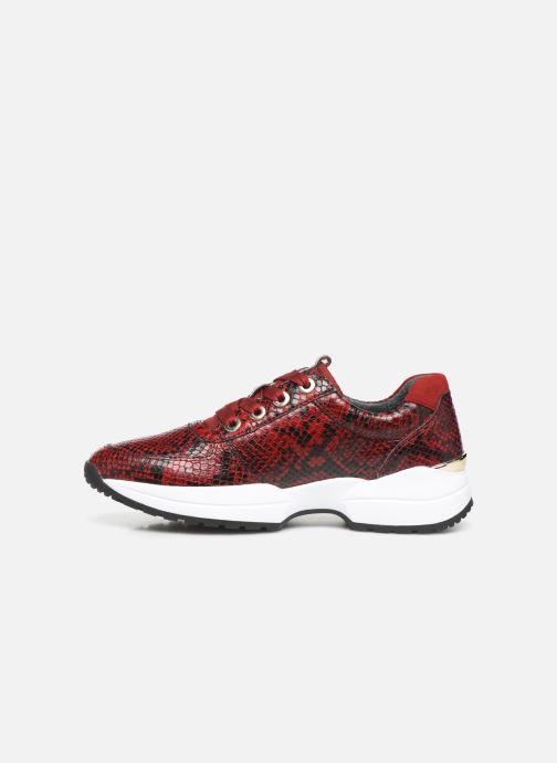 Sneakers Gabor Kira Rood voorkant